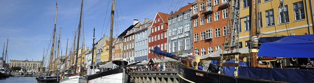 Copenhague - a capital mais cara da Europa